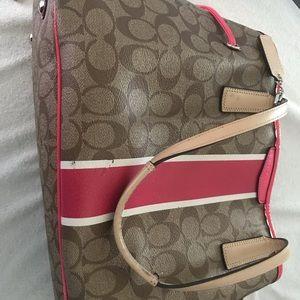 Rarely used Coach purse
